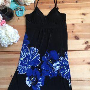 NEW Surfer Flower Print/Style Short Sun Dress